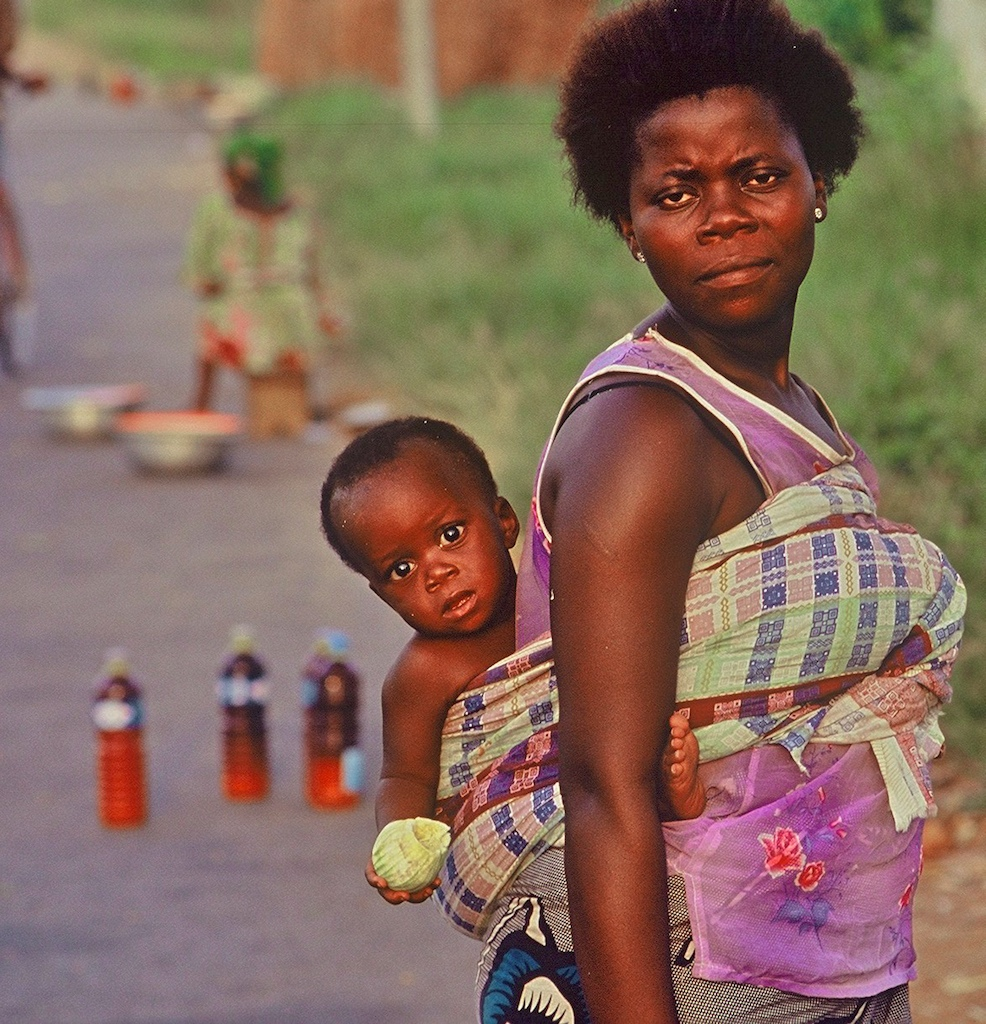 Benin-Child Mother