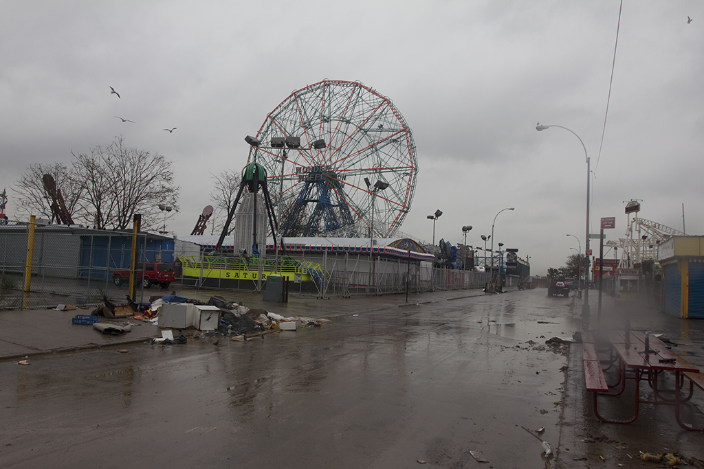 Coney island-aftermath