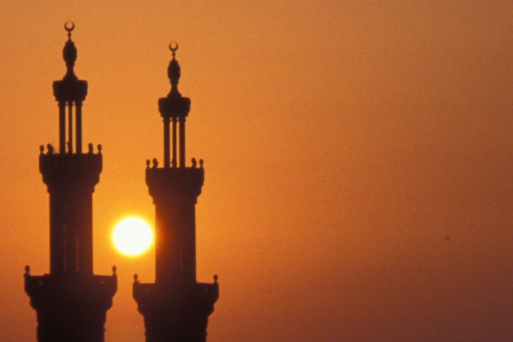 Egypt-port Said-sundown - Version 2