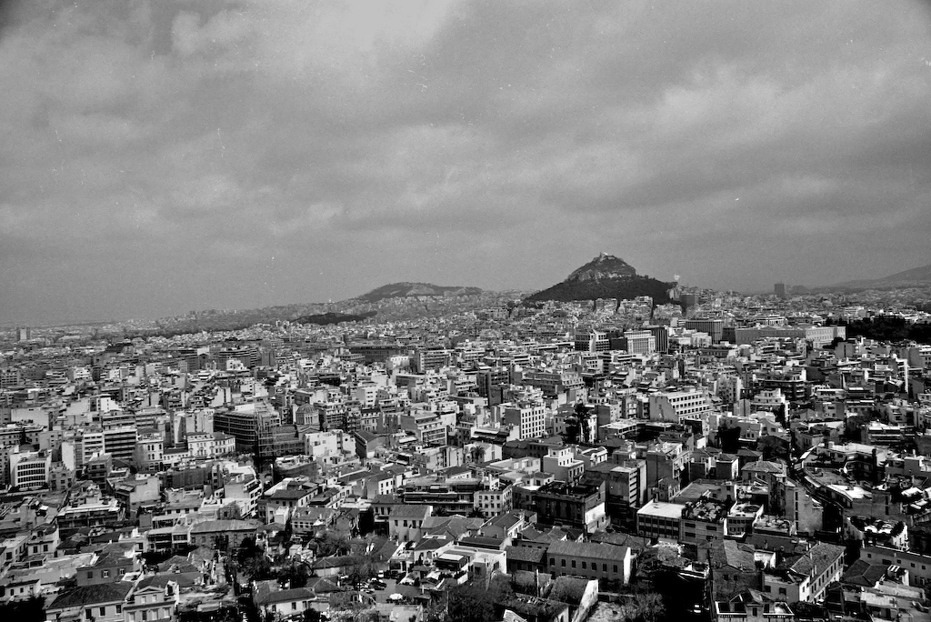 Greece athens2 -BW60