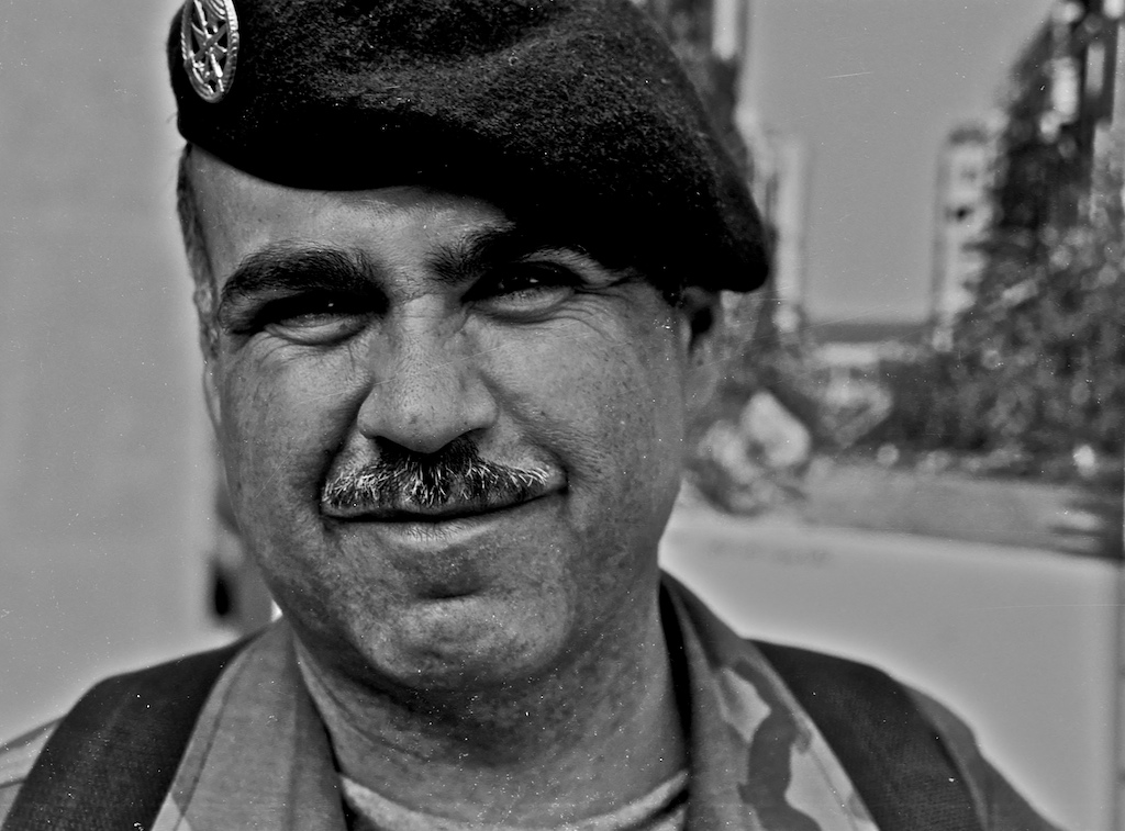 Lebanon-beirut officer BW36 - Version 3