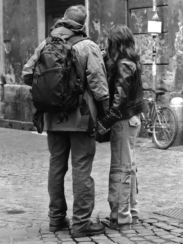 Roma-COUPLE-BW62