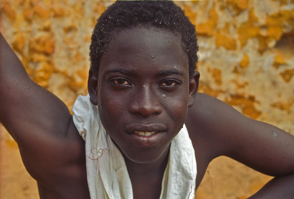Senegal-boy